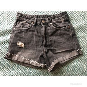 H&M Brand High Waist Shorts